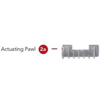 Rotary straight/convex - Actuating Pawl