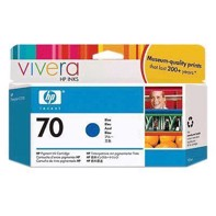 HP 70 - 130 ml Blue Tintenpatrone