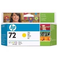 HP 72 - 130 ml Yellow Tintenpatrone