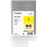 Canon Yellow PFI-101Y - 130 ml Tintenpatrone