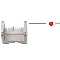 Rotary straight - Case