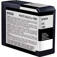 Epson Photo Black 80 ml Tintenpatrone T5801 - Epson Pro 3800 und 3880