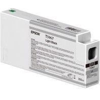 Epson T5967 Light Black - 350 ml Tintenpatrone