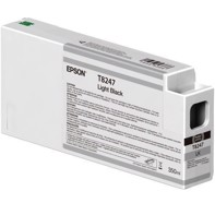 Epson Light Black T8247 - 350 ml Tintenpatrone