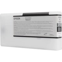 Epson Photo Black T6531 - 200 ml Tintenpatrone für Epson Pro 4900