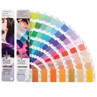 Pantone Plus Formula Guide Set, Solid Coated & Solid Uncoated - 
