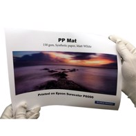 "Color Europe PP mat 150 gramm - 42"" x 30 meter"