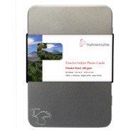 Hahnemühle FineArt Pearl Photo cards 285 g/m² - A5 - 30 ark