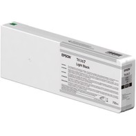 Epson T6367 Light Black - 700 ml Tintenpatrone
