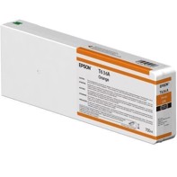 Epson T636A Orange - 700 ml Tintenpatrone